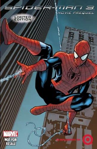 Spider-Man 3 Movie Prequel #1 Cover