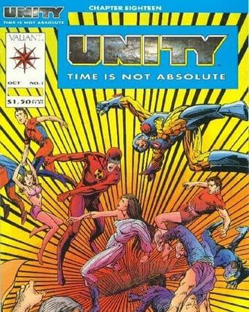Is Valiant Bringing Back Solar Man Of The Atom and Unity In 2021?