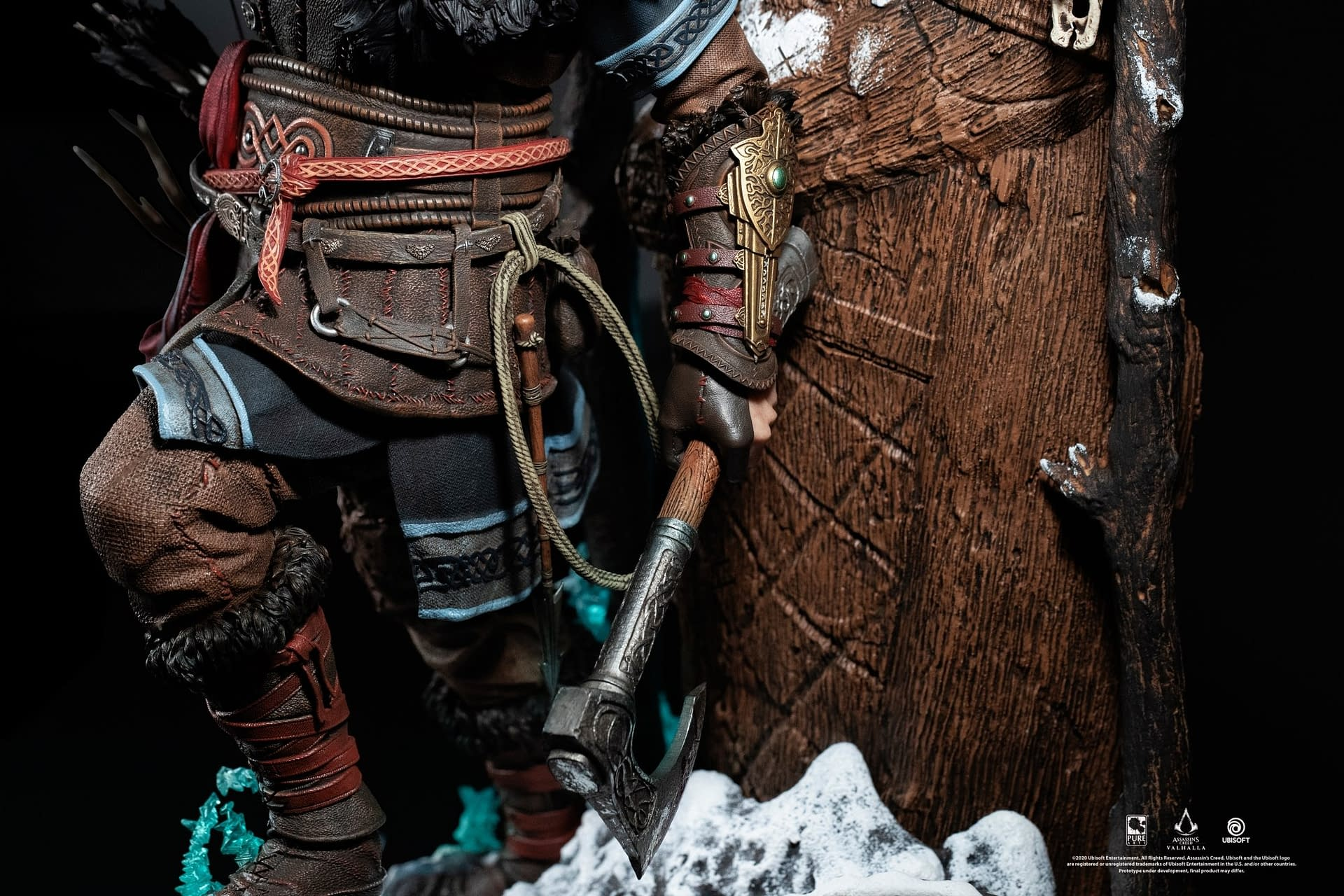 Assassin S Creed Valhalla Gets Mighty Statue From Pure Arts