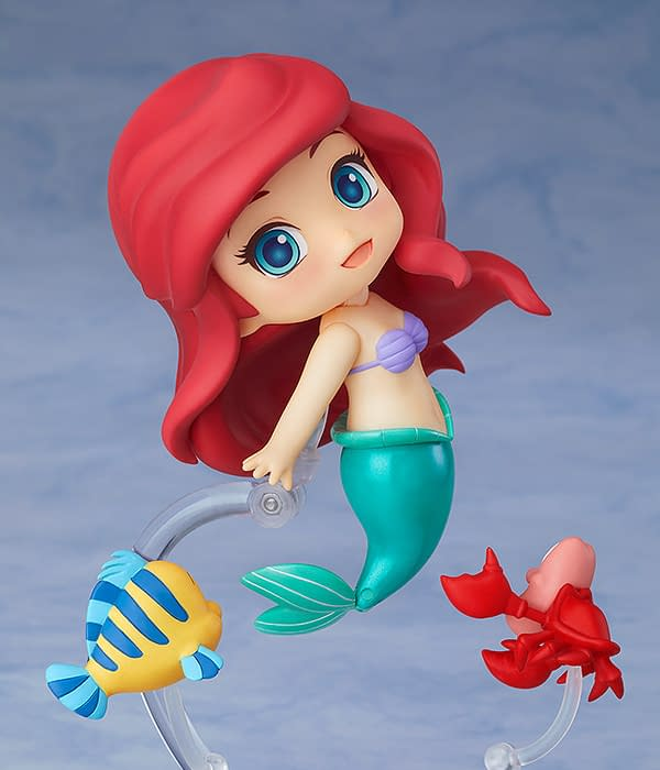 Disney The Little Mermaid Returns to Good Smile Company