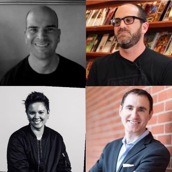 IDW Publishing Promotes Bennington, Meyers, Cahalin, Rosensaft.