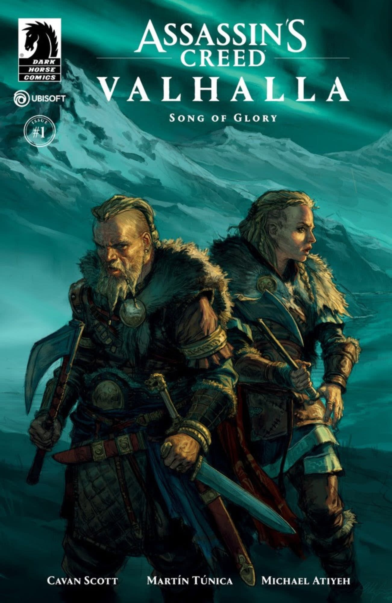Assassin S Creed Valhalla Song Of Glory Prequel From Dark Horse