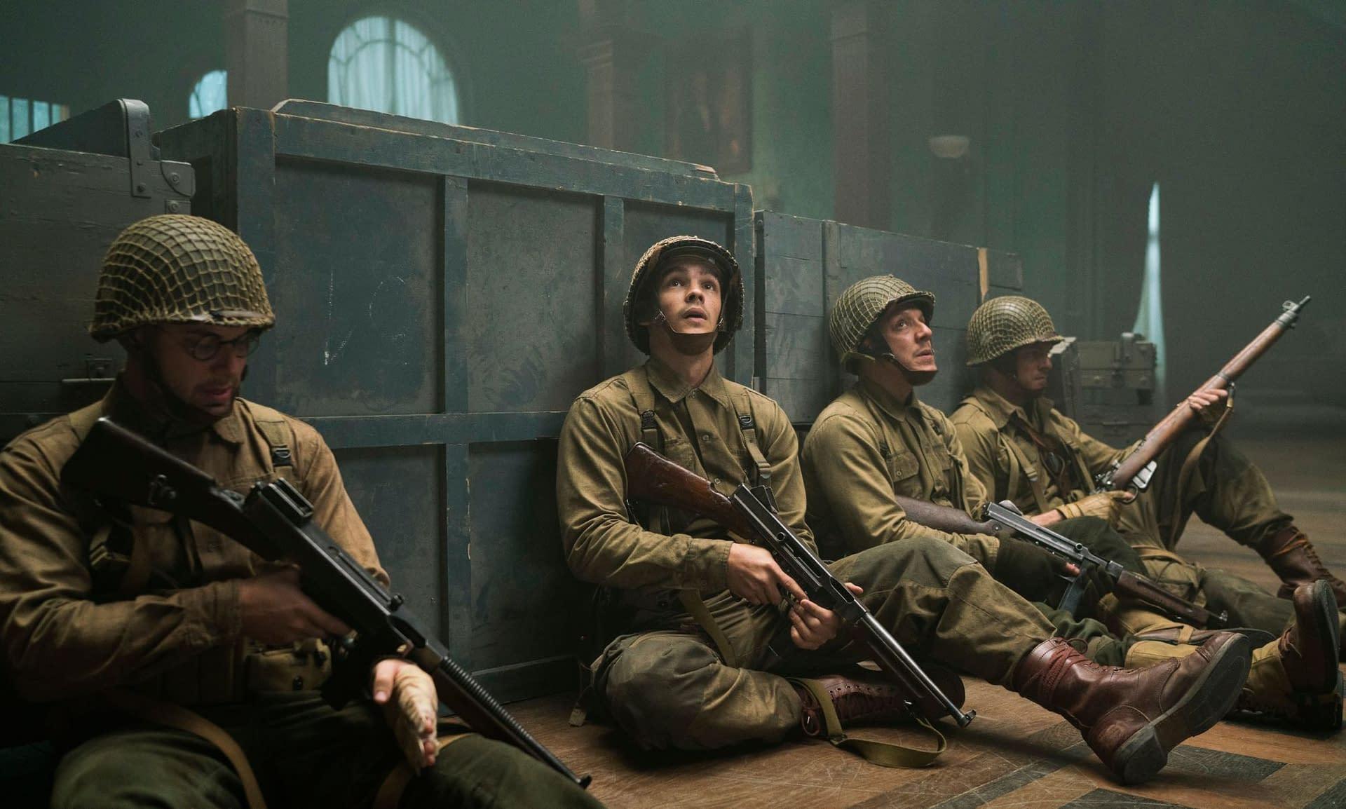 Brenton Thwaites Talks Ghosts of War and the Horror Genre (Interview)