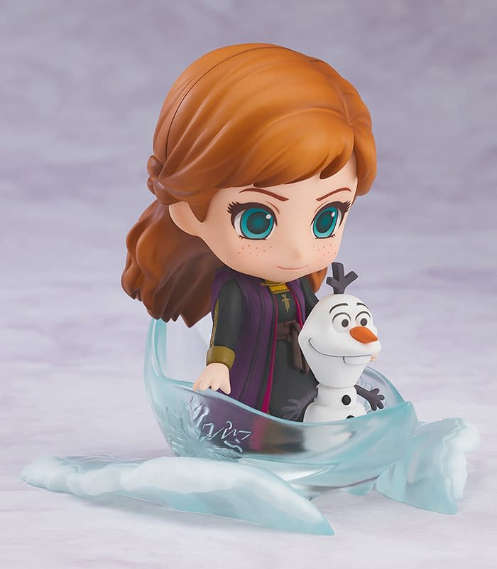 Frozen 2 Anna Begins Her Adventure with Good Smile Company