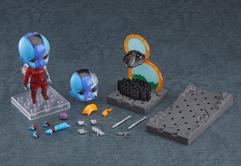 Avengers: Endgame Nebula Arrives at Good Smile Company