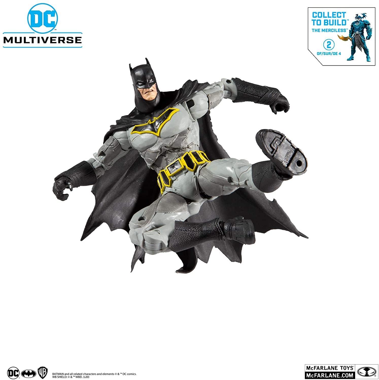 McFarlane DC Multiverse Batman Dark Knights Metal Figure IN STOCK Merciless BAF