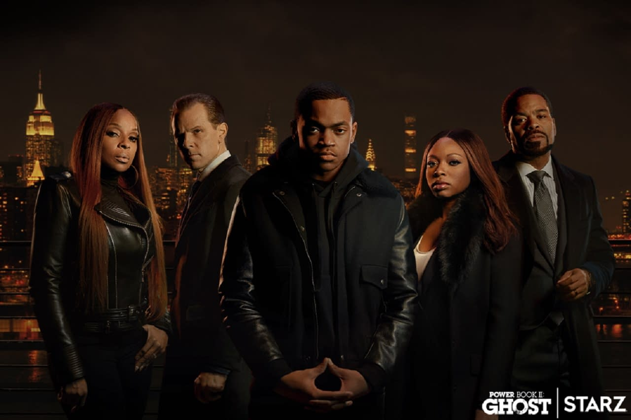 50 Cent & Courtney A. Kemp Done It Again: Starz 'Power Book II: Ghost' Is Renewed For Season 2 Already [VIDEO]