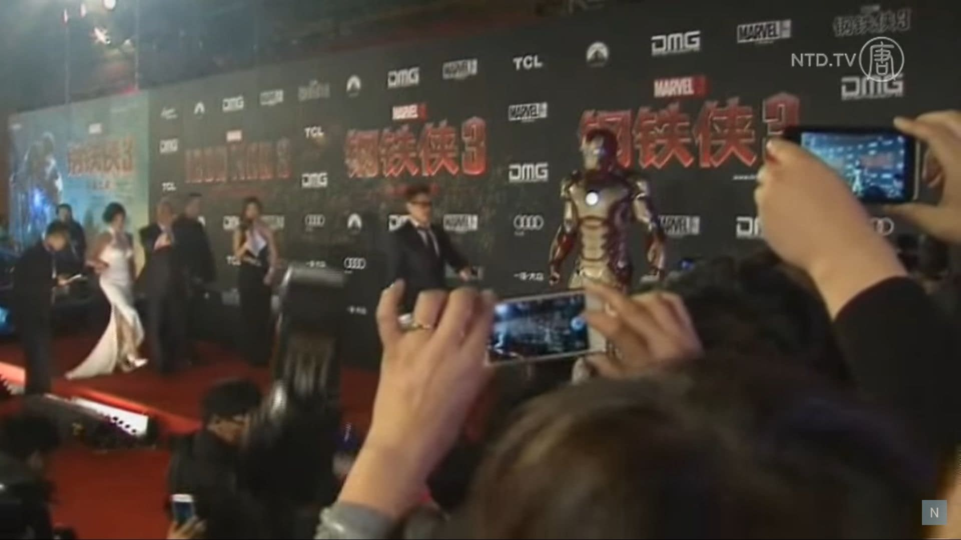 When 1000 Farmers Provided Security For Iron Man 3 Shanghai Premiere