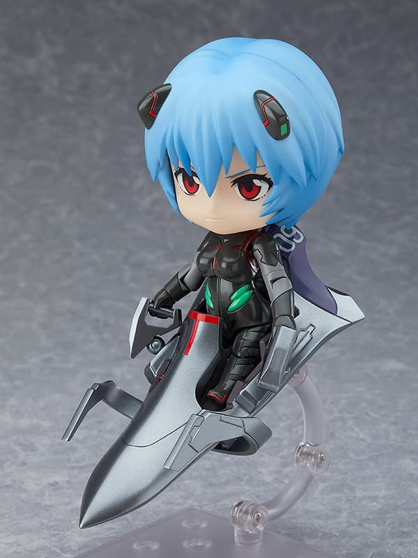 Evangelion Rei Ayanami Nendoroid from Good Smile Company