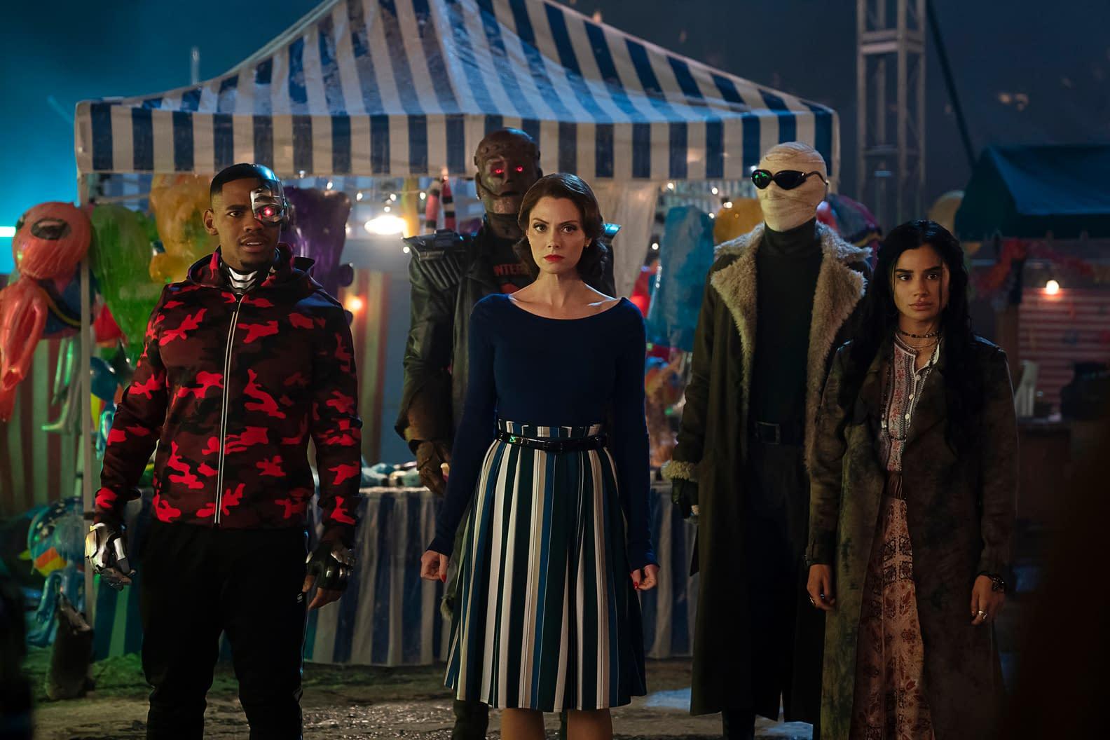 Doom Patrol Season 2 Finale Wax Patrol Waxes And Wanes Review