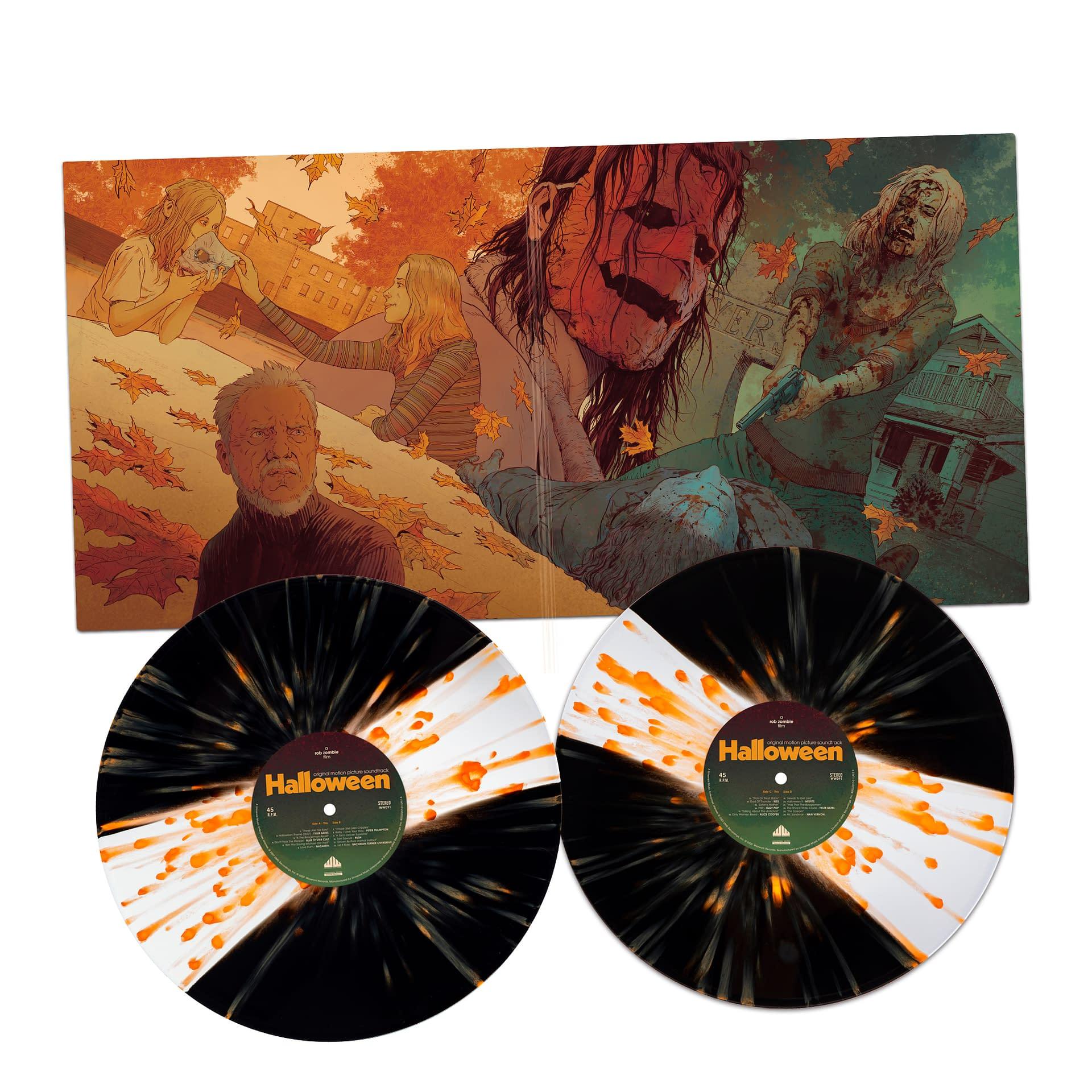 Waxwork Records Releasing Rob Zombie's Halloween 1&2 Soundtracks