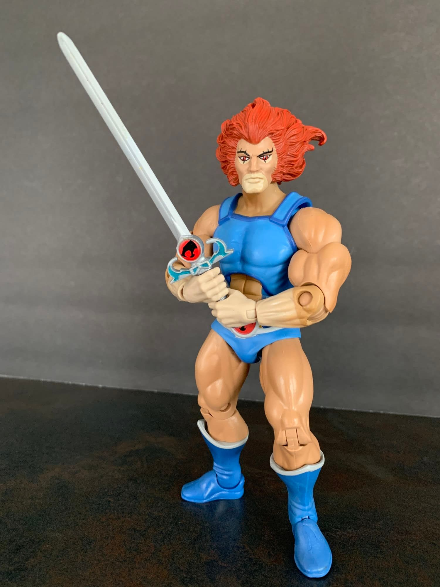 Thundercats Ultimates By Super7: Let's Look At Lion-O