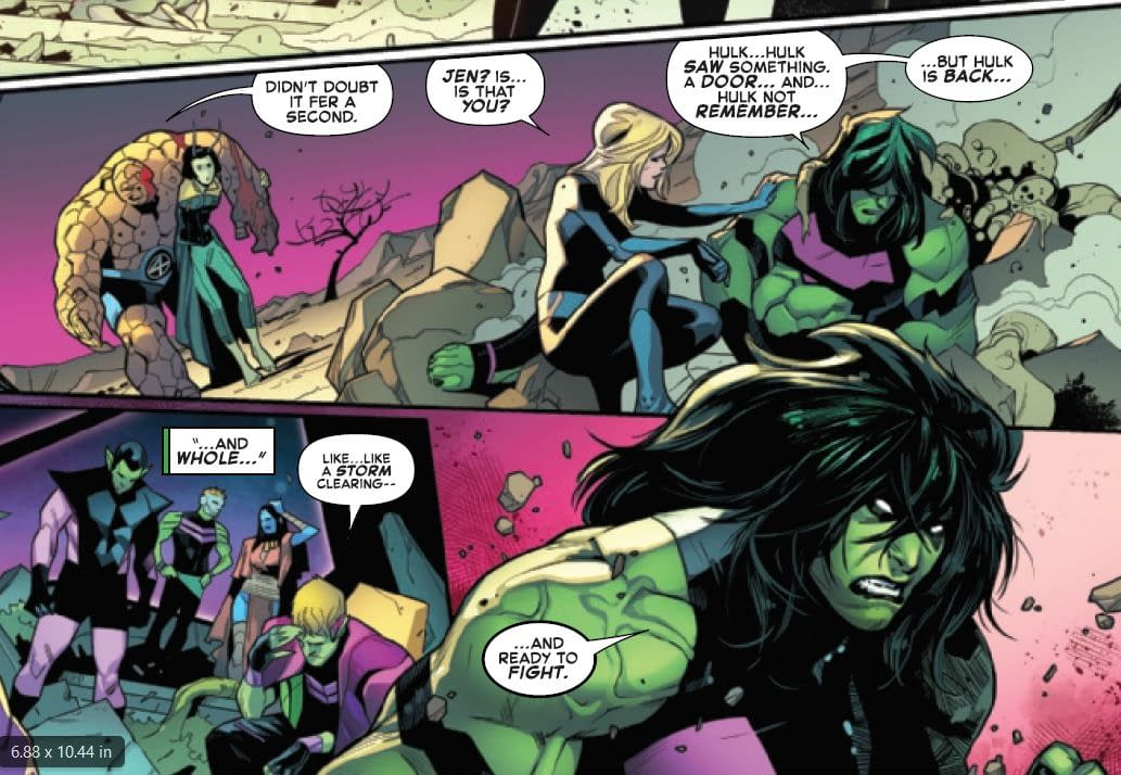 How Empyre #6 Sets Up Immortal She-Hulk (Spoilers)