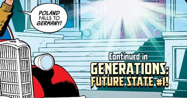 DC Comics to Launch Generations: Future State #1 in 2021