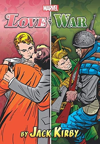 Marvel To Publish The Complete Jack Kirby War And Romance