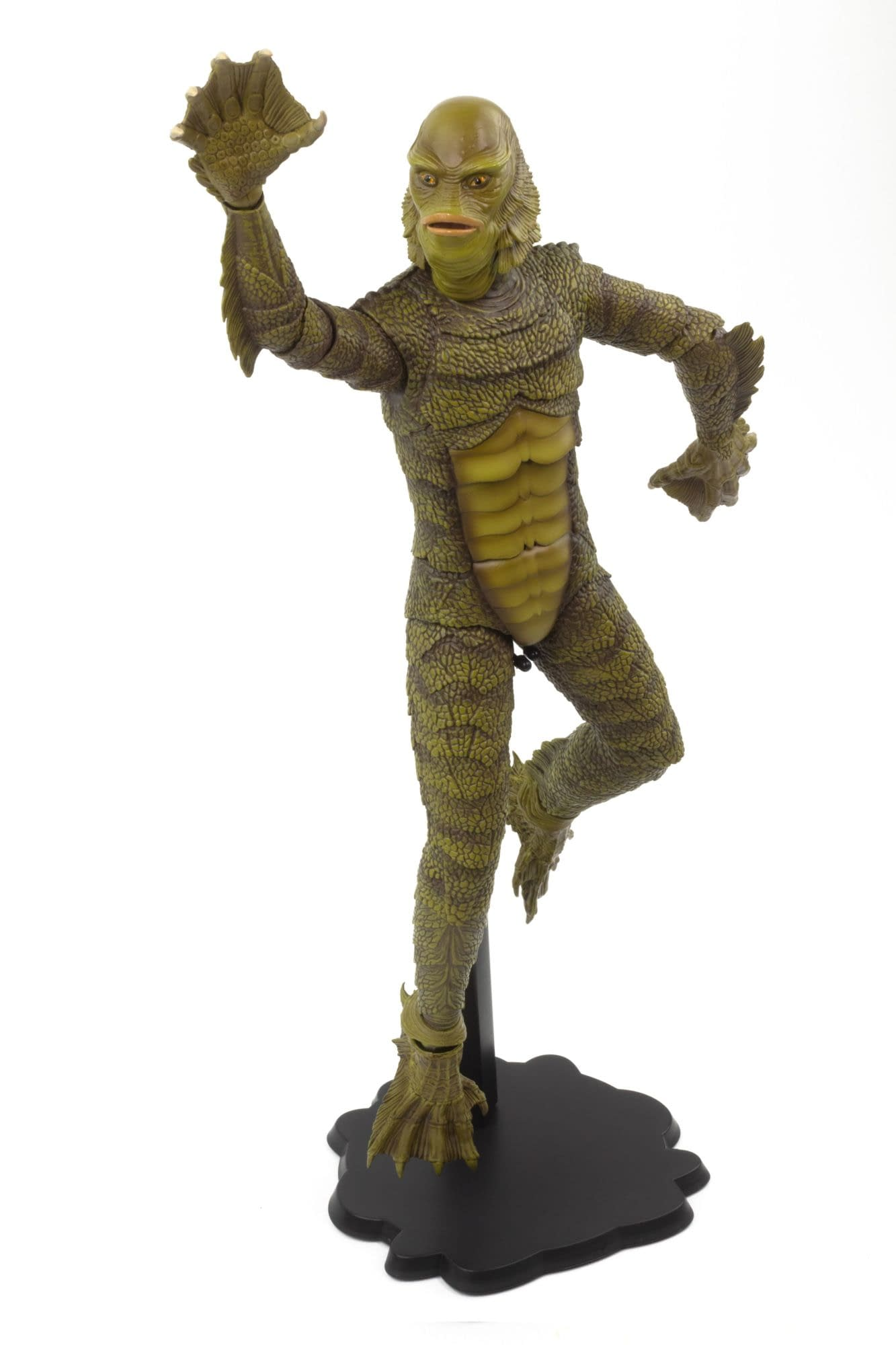 Mondo Introduces New Creature From The Black Lagoon Figures