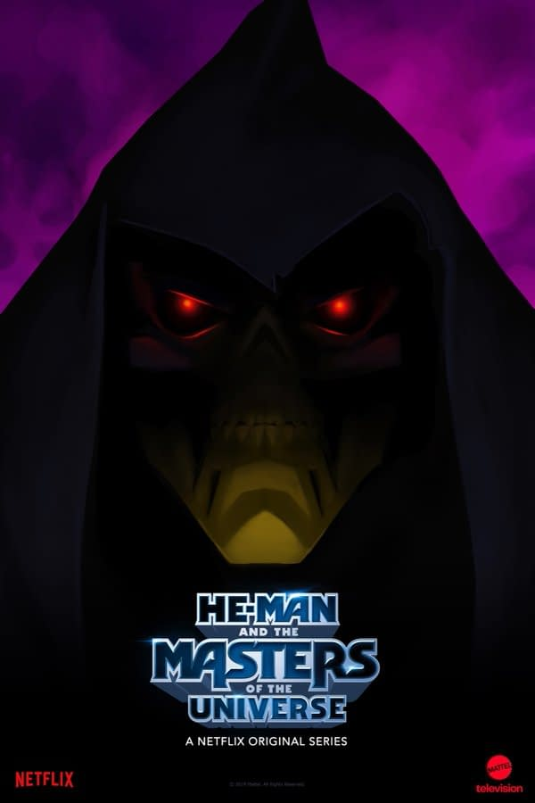 He-Man and the Masters of the Universe key art (Image: Netflix)