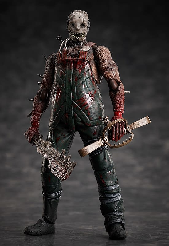Dead by Daylight The Trapper Goes On The Hunt with Good Smile