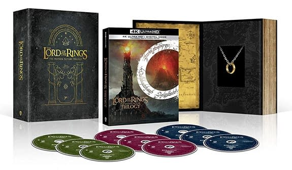 Lord Of The Rings And Hobbit Trilogies Coming To 4K December 1st