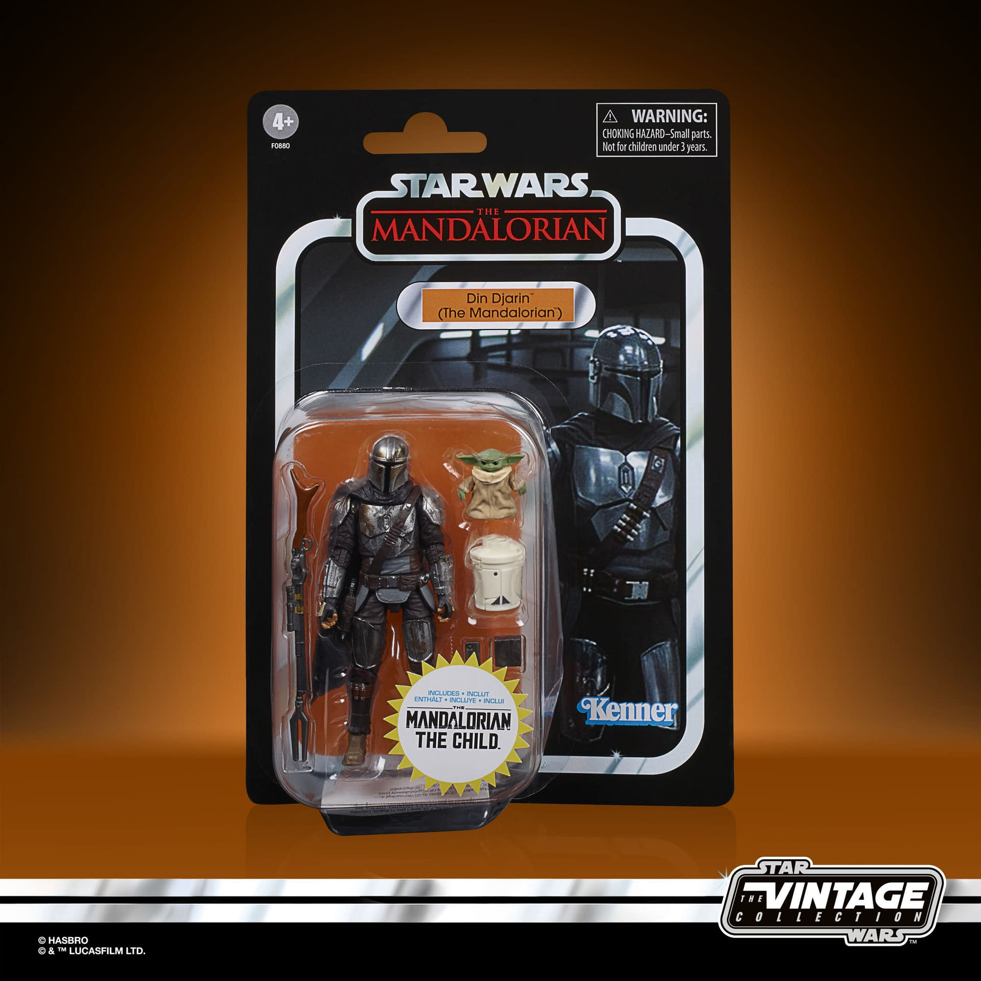Star Wars The Child The Mandalorian 3 Piece Layette Set