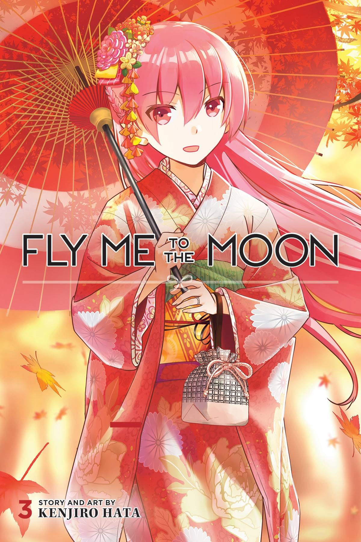 FLY ME TO THE MOON GN VOL 03