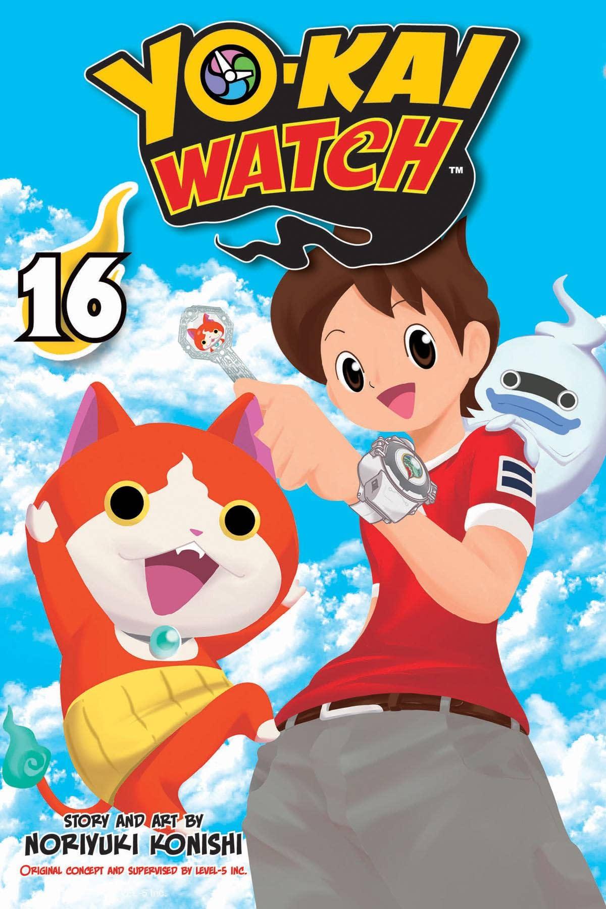 YO-KAI WATCH GN VOL 16