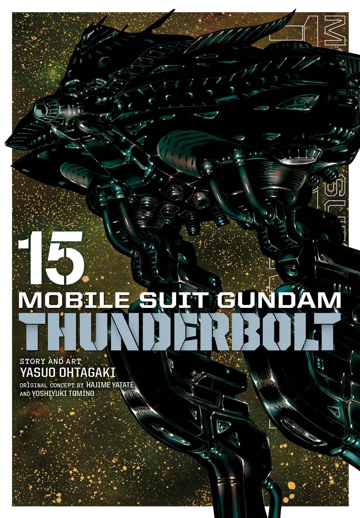 MOBILE SUIT GUNDAM THUNDERBOLT GN VOL 15