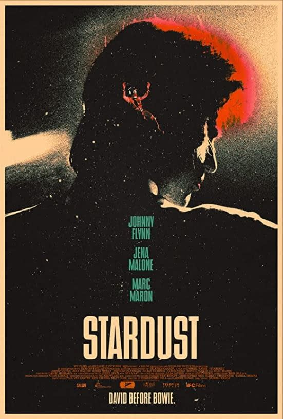 Stardust: Johnny Flynn's David Bowie Journeys to Ziggy [TRAILER]