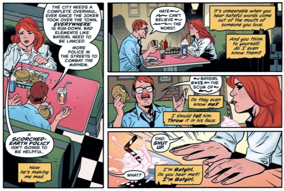 The Three Jokers #3 Add New Twist To Barbara Gordon's Life (Spoilers)