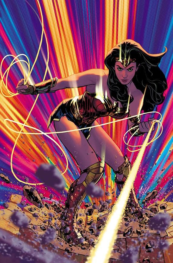 Wonder Woman 1984 Variant Covers