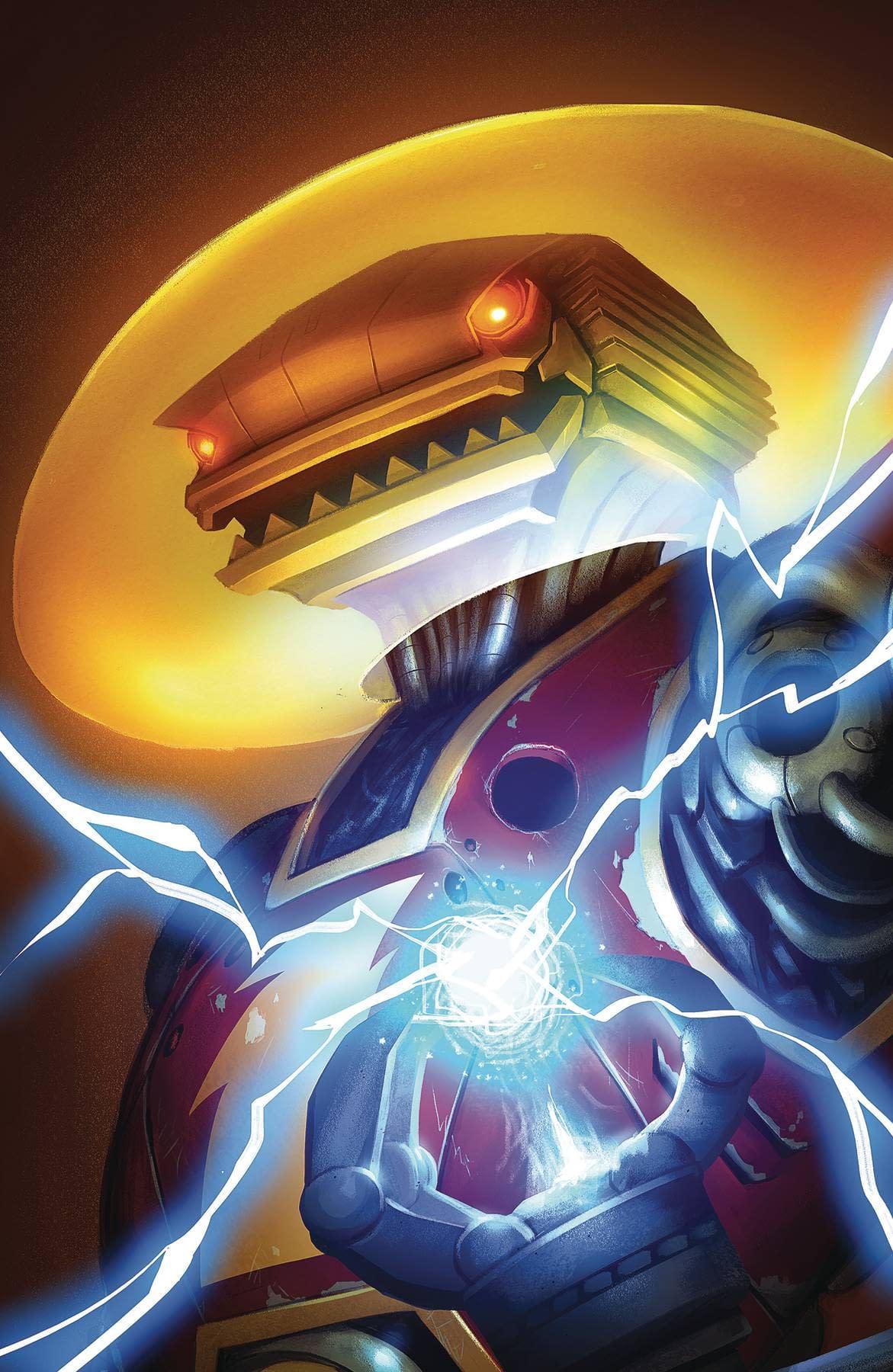 SABANS GO GO POWER RANGERS #18 CONVENTION EXC VAR