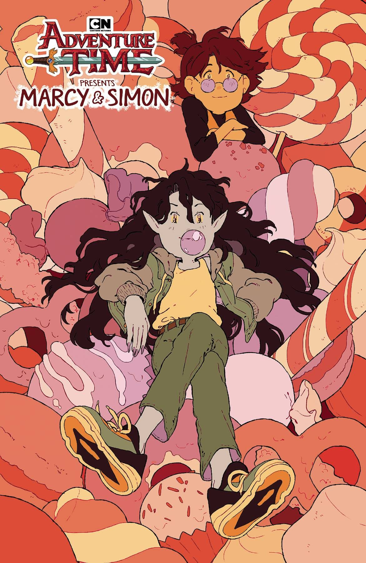 ADVENTURE TIME MARCY & SIMON #3 (OF 6) CONVENTION EXC VAR