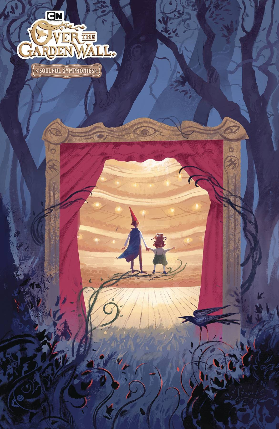 OVER THE GARDEN WALL SOULFUL SYMPHONIES #1 NYCC 2019 CONVENT