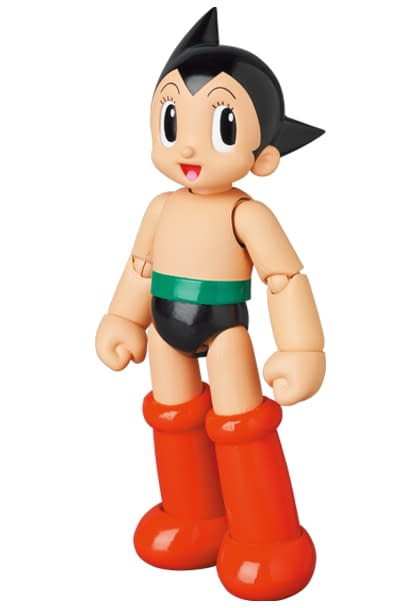 Astro Boy Saves the Day with New MAFEX Figure