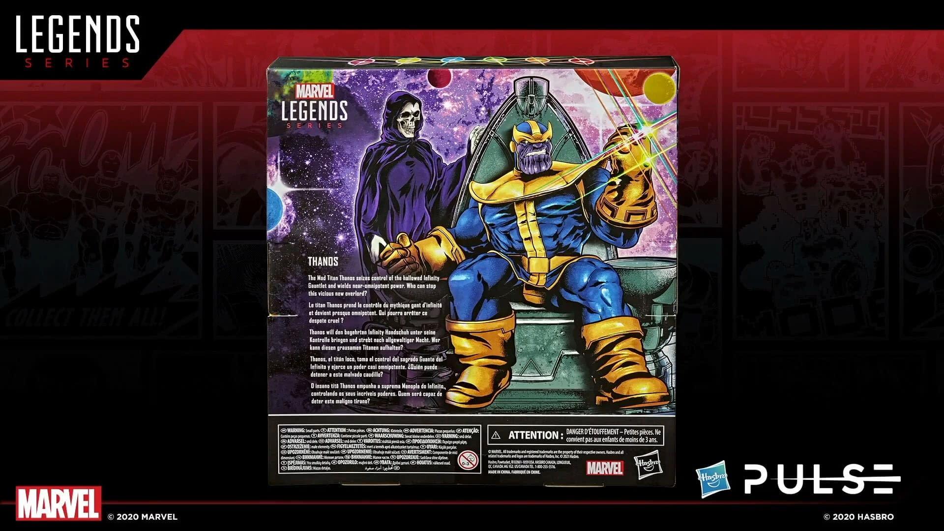 Marvel Legends:
