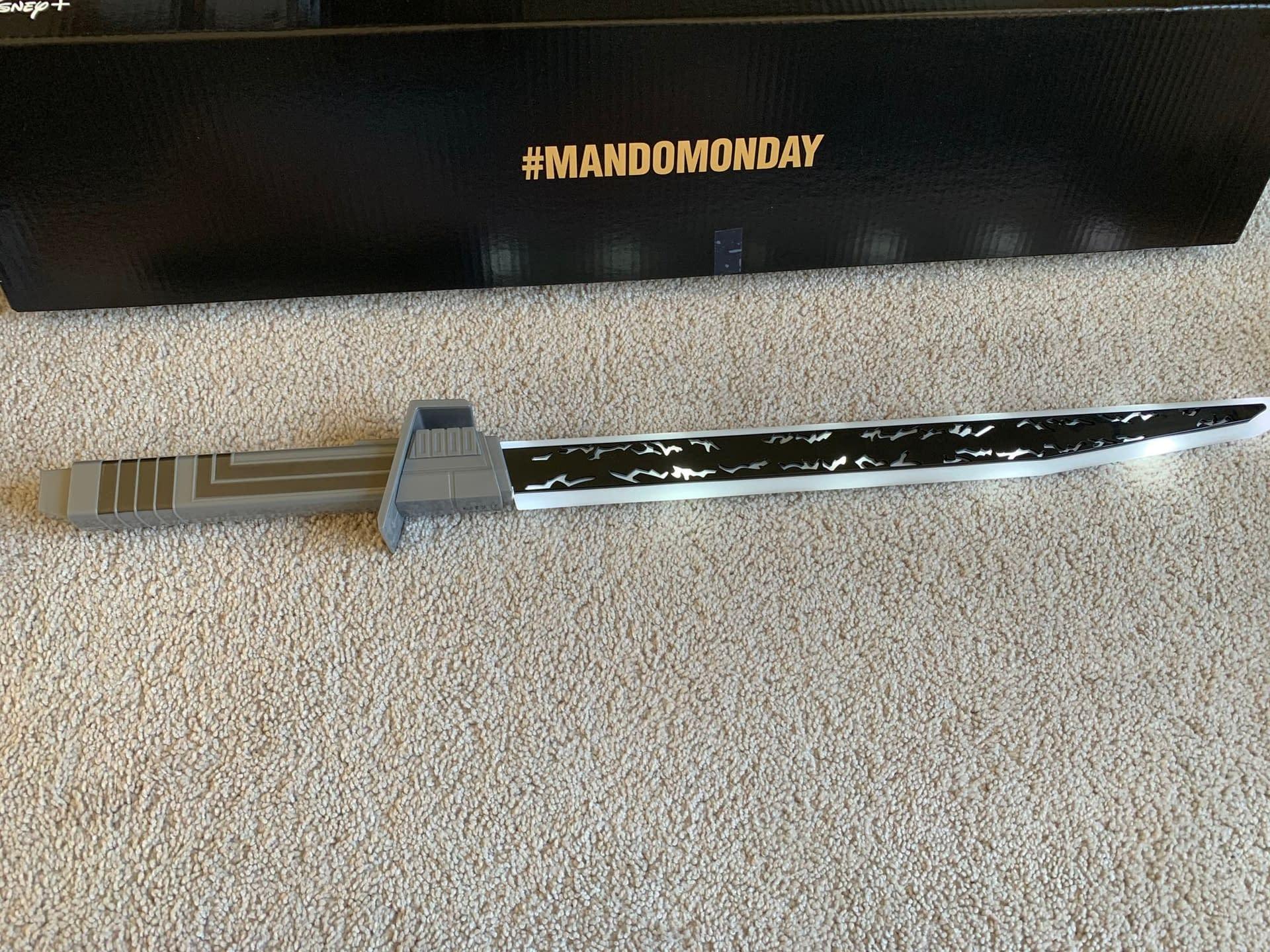 Hasbro Sent Us A Big Box Of Mandalorian Toys, Let's Check Em Out
