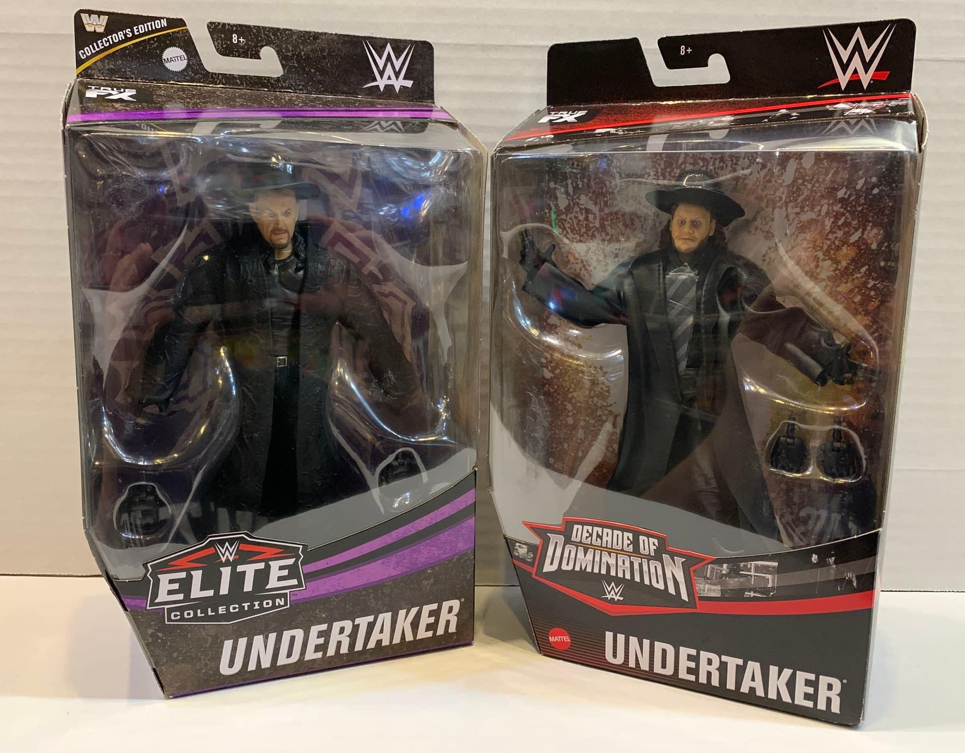 *PREORDER* NEW MATTEL WWE ELITE UNDERTAKER DECADE OF DOMINATION FIGURE LOOK