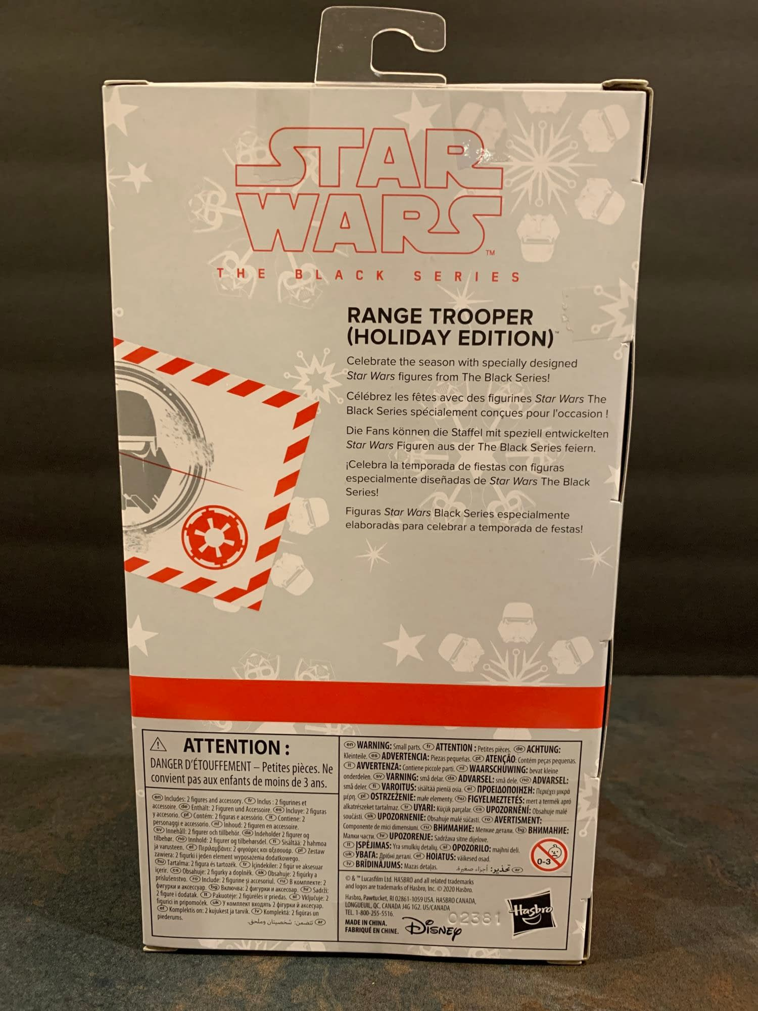 Add Some Star Wars To Your Holiday Display With New Black Series Figs