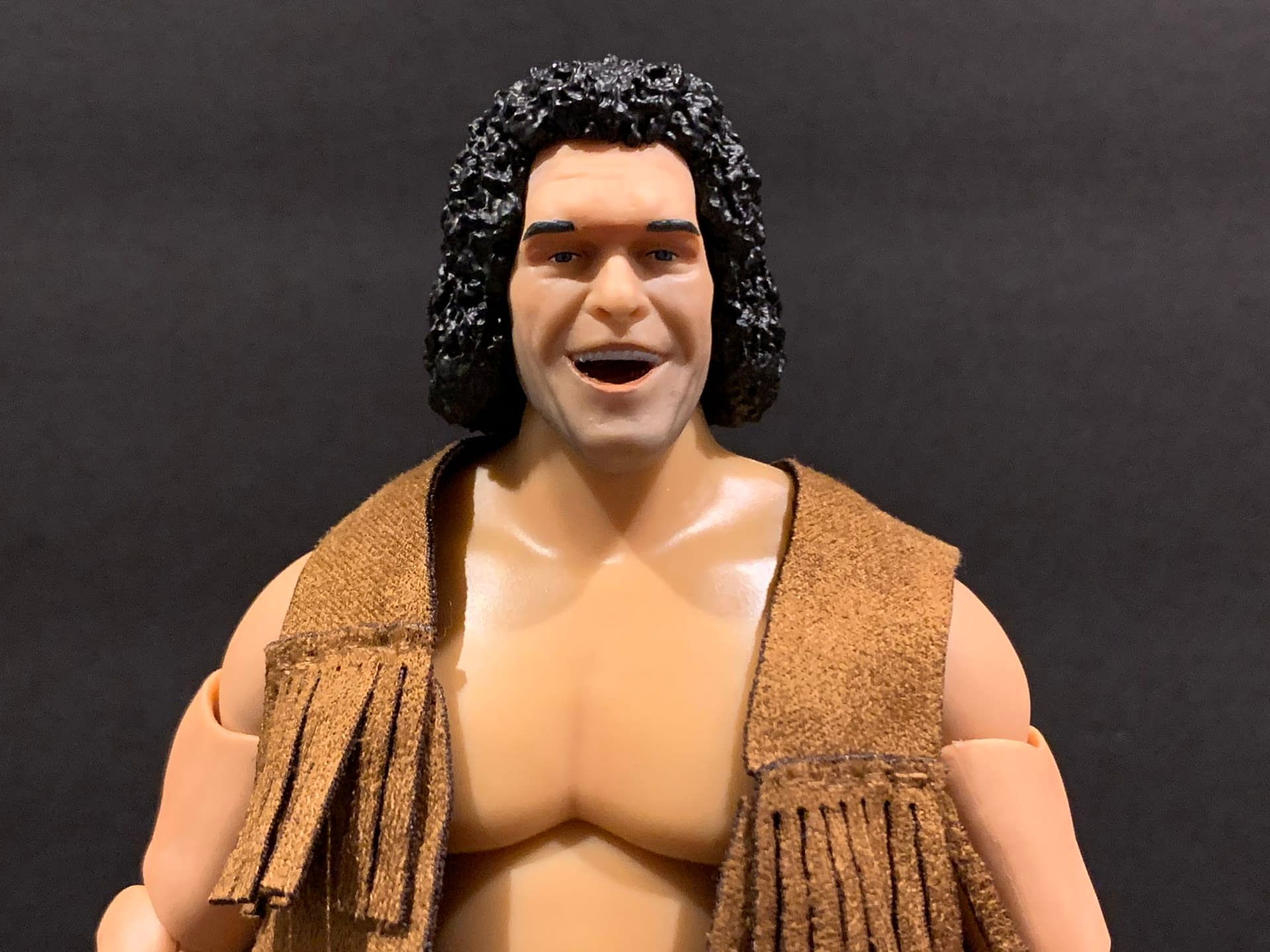 Let's Take A Look At Super7's New Ultimate Andre The Giant Figure