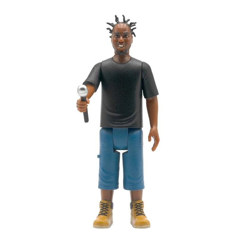 Super7 Releases ReAction Old Dirty Bastard Figure, Available Now