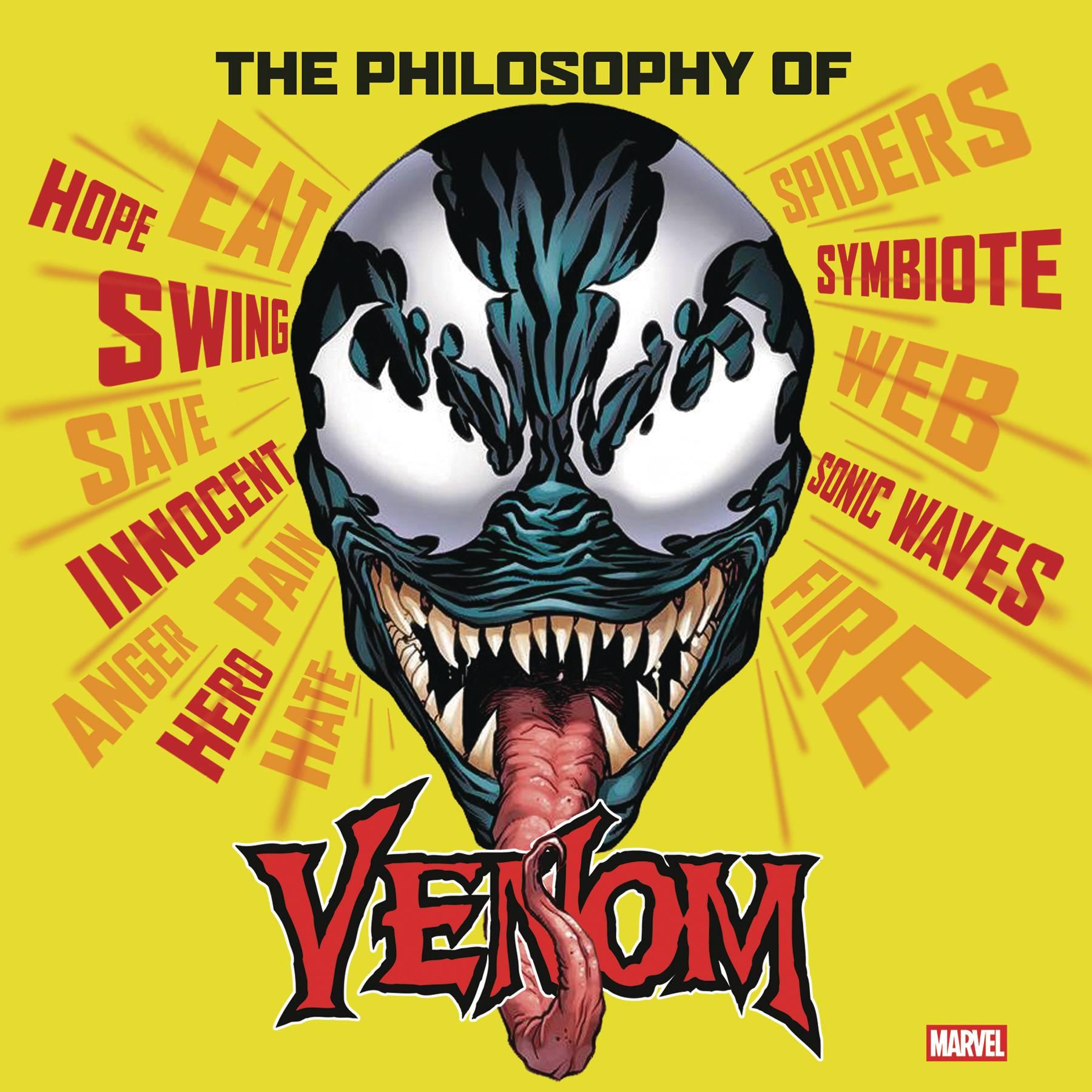 PHILOSOPHY OF VENOM HC (RES)