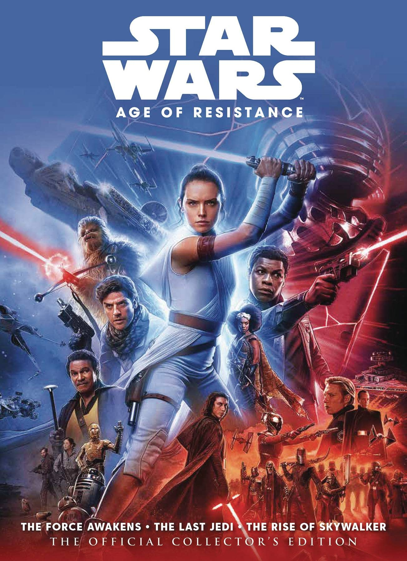 STAR WARS AGE RESISTANCE OFF COLL ED HC (RES)