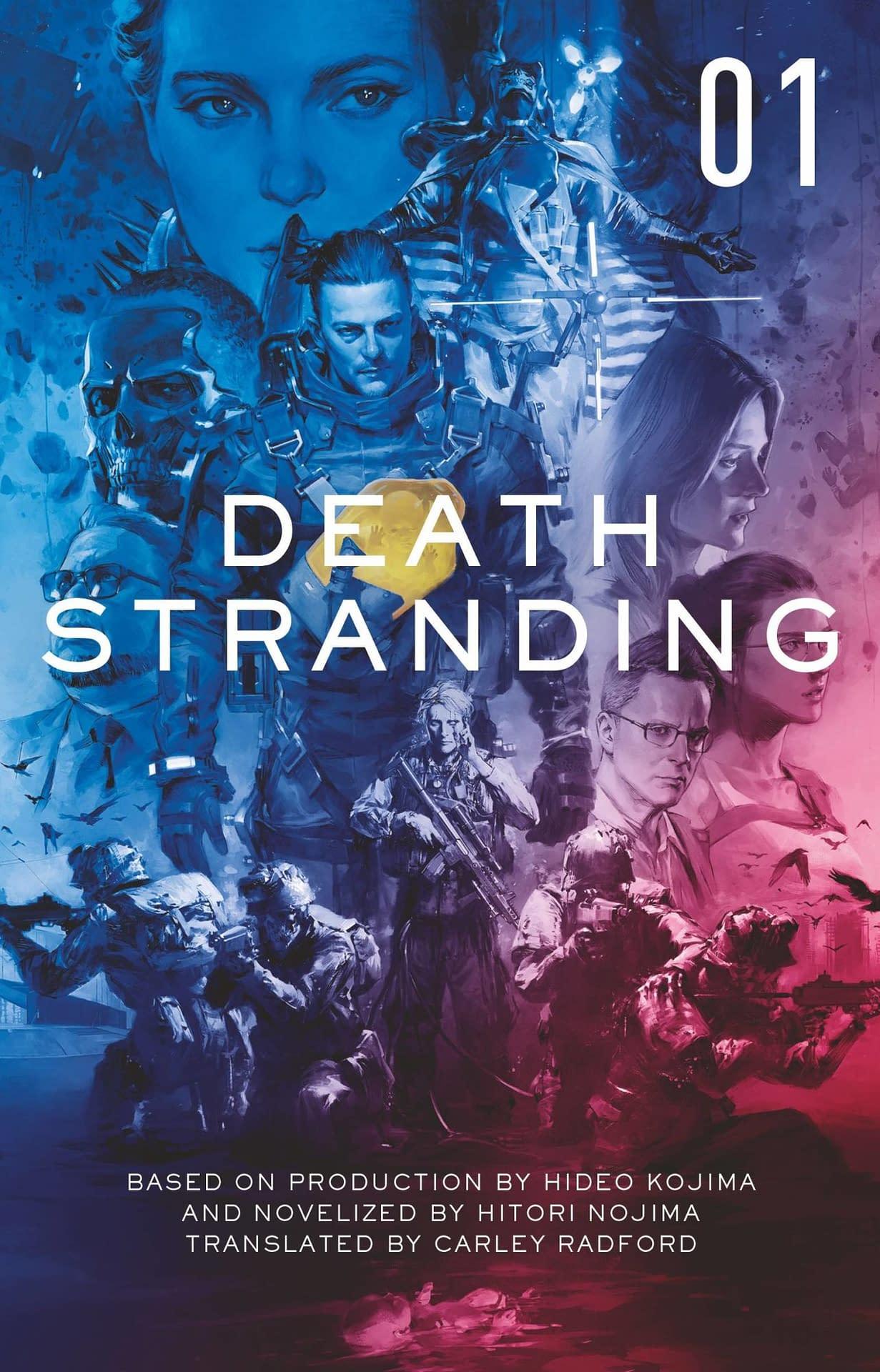 DEATH STRANDING NOVELIZATION