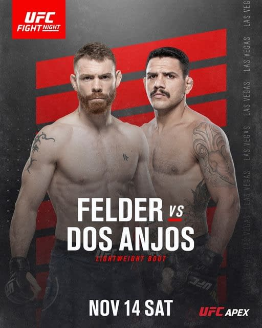UFC News & Notes: LHW Issues, McGregor/Poirier, GSP/Mandalorian