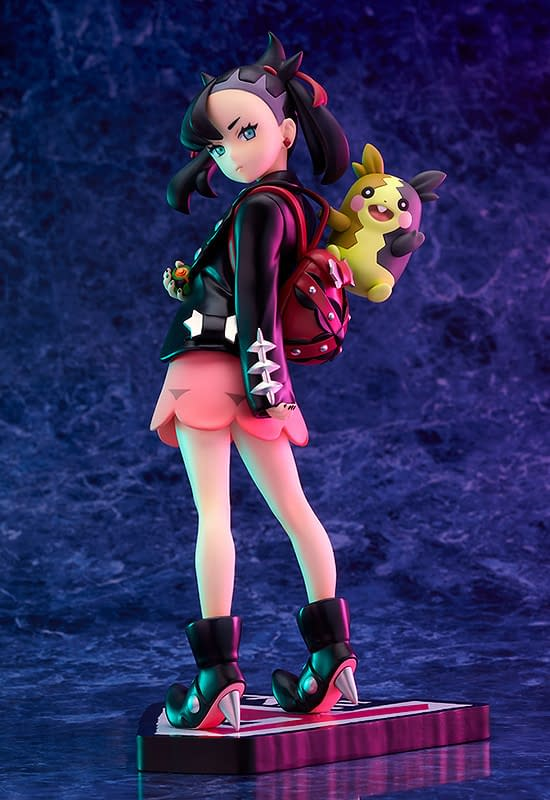 Pokemon Sword and Shield Rival Marnie Arrives at Good Smile