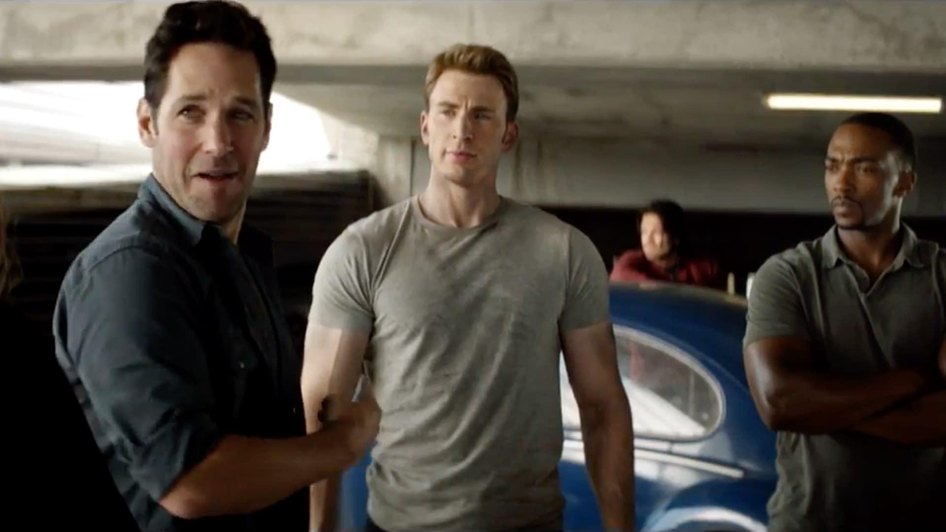 Funko MCU - Captain America: Civil War - Pops We Want to See