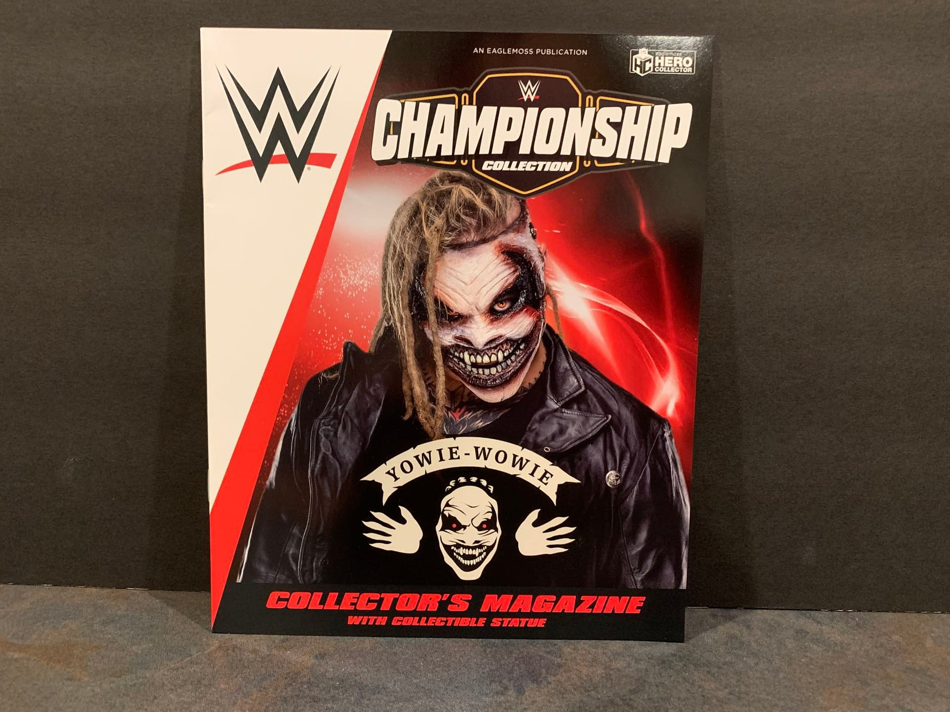 Let's Take A Look At The Eaglemoss WWE Fiend Figure