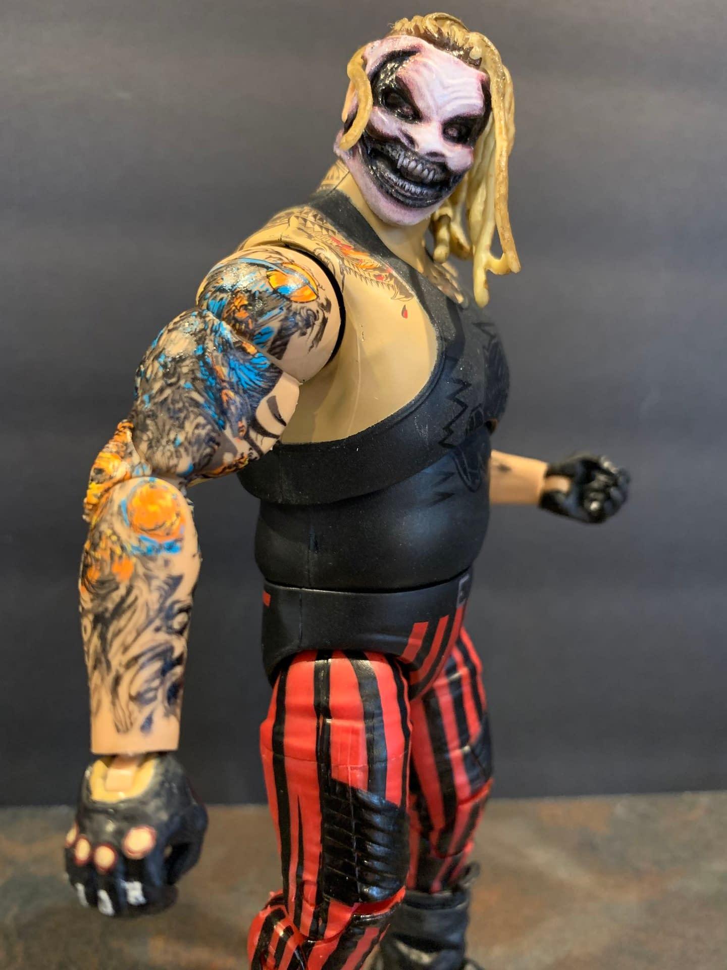 Let's Look At Mattel's Hollywood Hogan & Fiend Ultimate WWE Figures