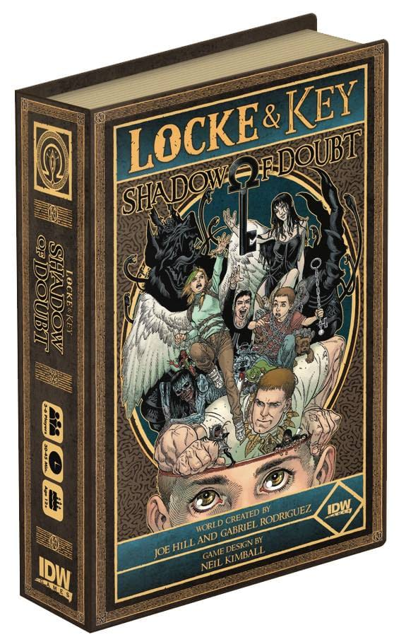 LOCKE & KEY SHADOW OF DOUBT GAME (RES)