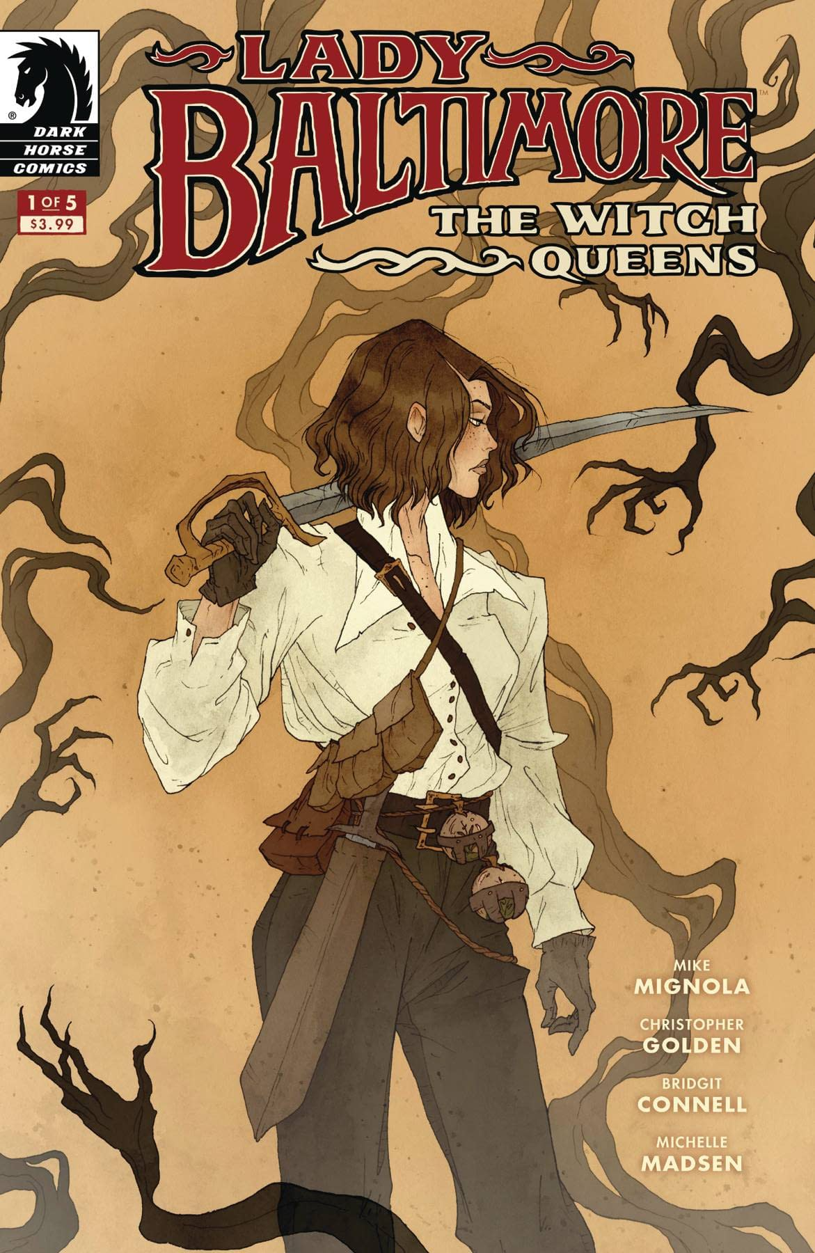 LADY BALTIMORE WITCH QUEENS #1 (OF 5) (RES)